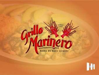 Imagotipo Grillo Marinero
