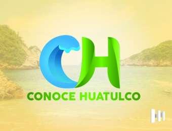 Identidad Corporativa Conoce Huatulco