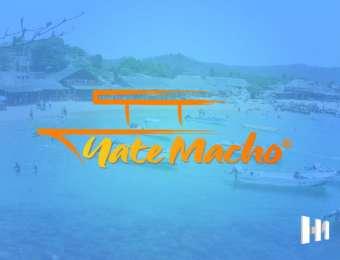 Identidad corporativa Yate Macho